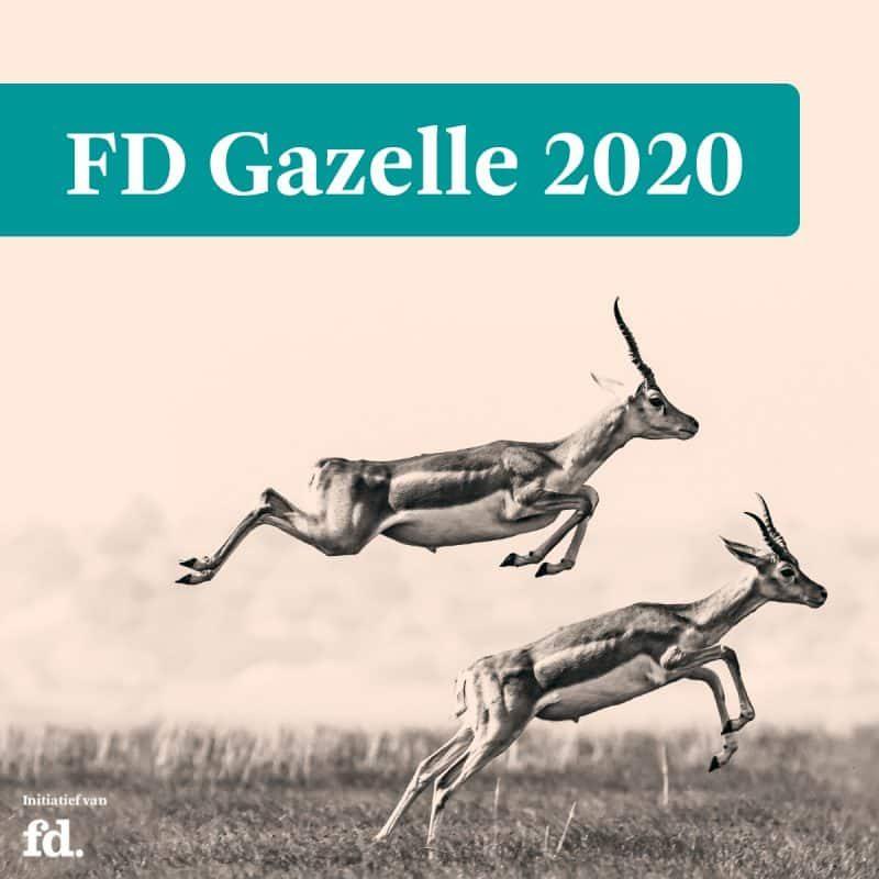 Merk-Echt is genomineerd voor de FD Gazellen Awards