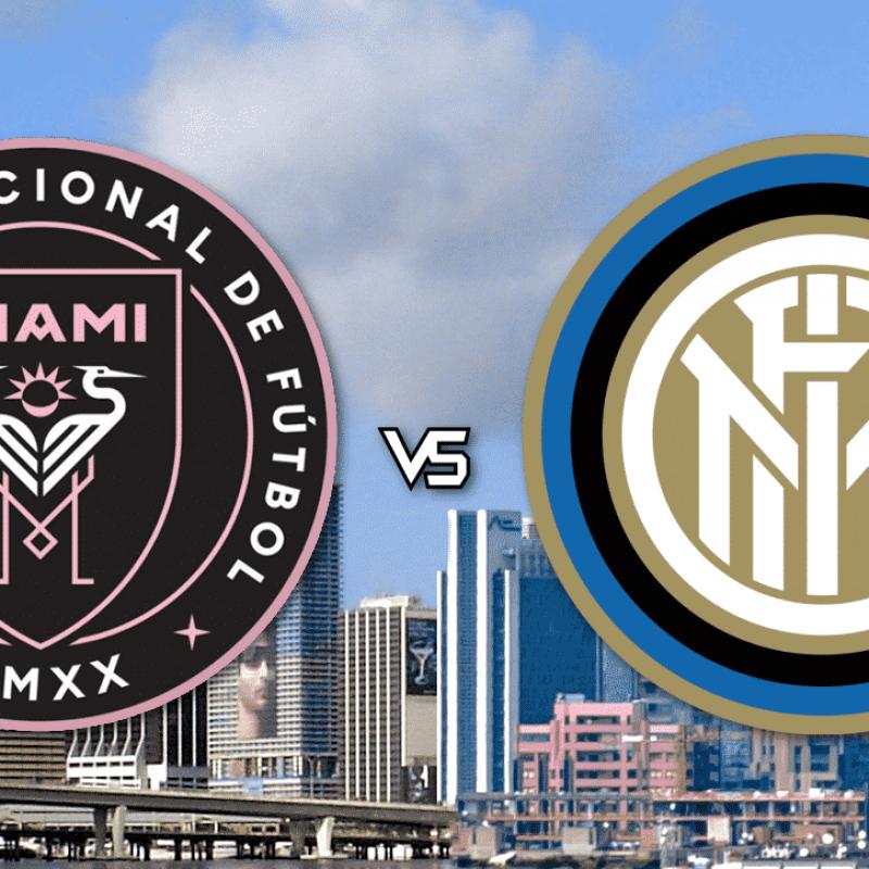 Inter Milan vs Inter Miami