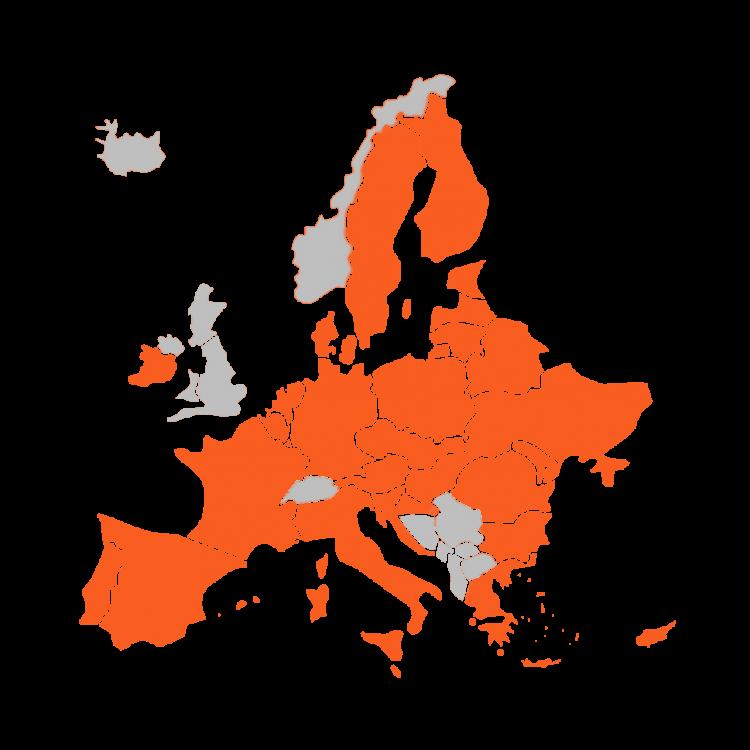 Tarieven merk per regio 1