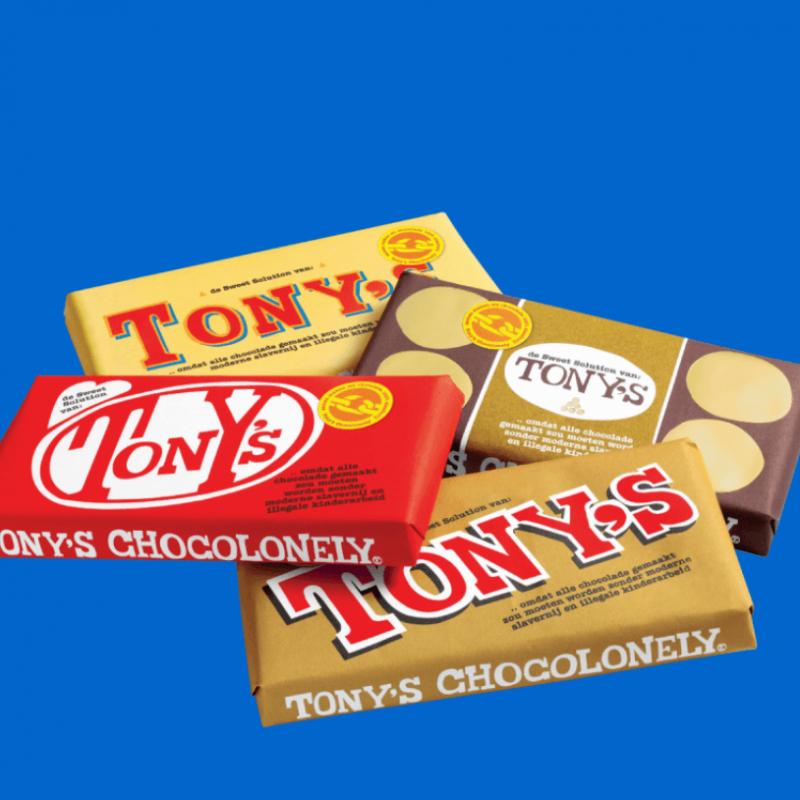 """Tony's lanceert lookalike chocoladerepen: juridisch gezien ook een """"sweet solution""""?"""