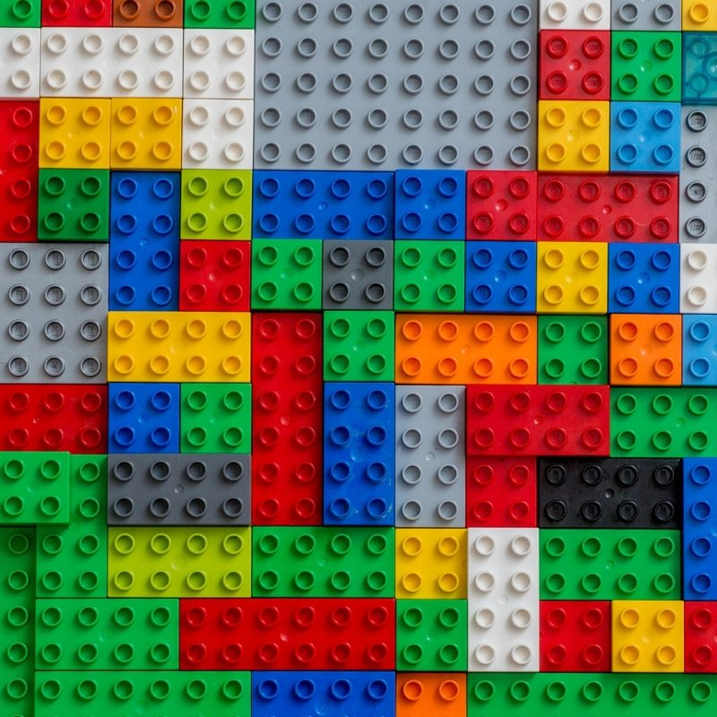 Gerecht EU heeft gesproken; Lego-steentjes zijn wel beschermd