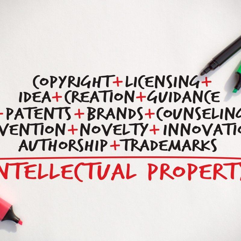 Intellectueel Eigendom, wat is het en wanneer heb je er recht op?